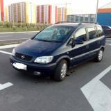 Opel Zafira GPL, stare buna de functionare, An Fabricatie: 2002, 212000 km, 1598 cmc