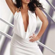 Rochie Chelsi - Rochie de club LIVIA CORSETTI, Culoare: Alb, Marime: S