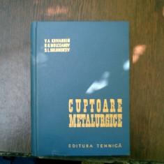 Cuptoare metalurgice - V. A. Krivandin, N. G. Molceanov
