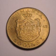 500 lei 1945 Luciu - Moneda Romania