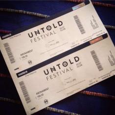 Bilete UNTOLD acces general + acces VIP - Bilet concert