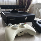 Xbox360 modat+kinect+2controllere+16jocuri - Xbox 360 Microsoft