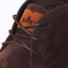 Soviet gheata/Pantofi - Ghete barbati Sorel, Marime: 42, Culoare: Maro
