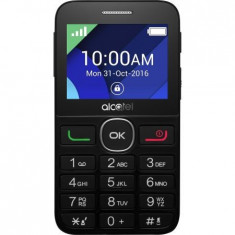 Telefon mobil Alcatel 2008G, Black
