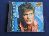 David Hasselhoff - Looking For Freedom  _ cd , album _ Ariola (Germania)
