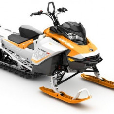 Ski-Doo Summit X 154 850 E-TEC White-Orange '17