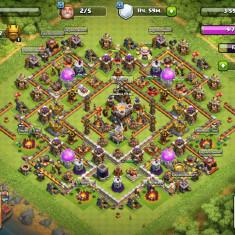 Vand account Clash of Clans lvl 189, totul max - Jocuri PC Altele, Strategie, Toate varstele, Multiplayer