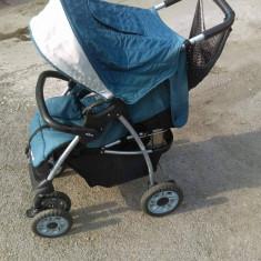 Carucior Pentru Copii - Chicco Pick Up - Carucior copii 2 in 1 Chicco, Albastru