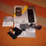 NOKIA 3600 SLIDE ORIGINAL 100% NOU LA CUTIE - 189 LEI !!! - Telefon Nokia, Negru, <1GB, Neblocat, Single SIM, Fara procesor