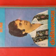 ION DOLANESCU . CASETA AUDIO  ELECTRECORD  .