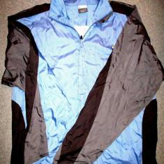 Bluza trening Nike bleu cu bleumarin75/65 cm - Bluza barbati Nike, Marime: XXL