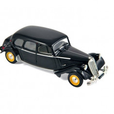 Macheta auto Citroen 15-Six H Limousine -Rene Coty 1958, 1:43 Norev