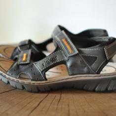 RIEKER SANDALE DE BARBATI MARIMEA 46 - Sandale barbati Geox, Culoare: Din imagine