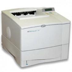 Imprimante second hand cu retea HP LaserJet 4050N - Imprimanta laser alb negru