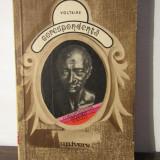 VOLTAIRE- CORESPONDENTA - Biografie