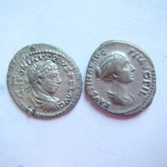 Lot 3 DENARI MONEDE ORIGINALE ! - Moneda Antica