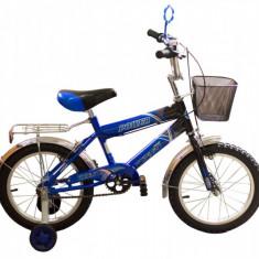 Bicicleta pentru copii Bike 12 inch Albastru MyKids - Bicicleta copii