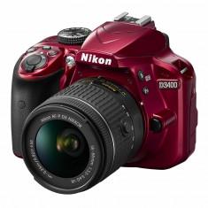 Nikon D3300 kit 18-55mm VR II AF-s DX [RED limited edition] - DSLR Nikon