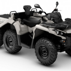 Can-Am Outlander 6x6 DPS 650 Flat Bed T3 '17 - ATV