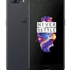 Smartphone OnePlus 5 | A5000 | 6GB RAM + 64GB Storage Dual Sim 4G | Slate Gray - Telefon OnePlus