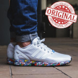 Adidas ZX Flux White COD: AF6390 - Produs original, factura, garantie - NEW!