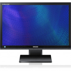 Monitor LED Samsung 24 inch 5ms Black Wide Slim 1920x1200 Grad A, DVI