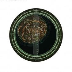 Harta astronomica Bresser