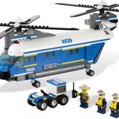 LEGO 4439 Heavy-Lift Helicopter - LEGO City