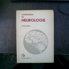 Compendium de neurologie - Cezar Ionel - Carte Neurologie