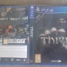 THIEF - PS4 [A] - Jocuri PS4, Actiune, 18+, Single player
