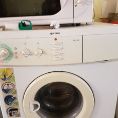 SET ELECTROCASNICE - Masina de spalat rufe Gorenje
