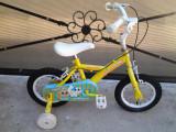 """Sugar & Spice by Apollo / bicicleta copii 12"""" (2-5 ani)"""