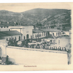 3805 - Litho, Valcea, OCNELE-MARI, Penitentiary - old postcard - unused