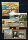 ROMANIA 2017 - PEISAJE MARINE IN PICTURA - - VINIETA 1 - LP 2152