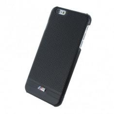 Husa de piele originala BMW M Adrenaline pentru Apple iPhone 6 Plus/ 6s Plus, Black