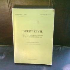 DREPT CIVIL - MARILENA ULIESCU - Carte Drept civil