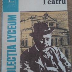 Teatru - I.l.caragiale, 399124 - Carte Teatru