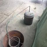 Cazan de alama cu electrozi pentru Tuica/Palinca