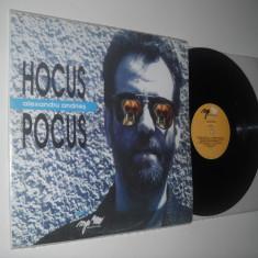 ALEXANDRU ANDRIEȘ: Hocus Pocus (1995)vinil EXTREM DE RAR, stare NM, cop. replică - Muzica Blues Altele