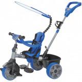 Tricicleta 4 in 1 - Albastru