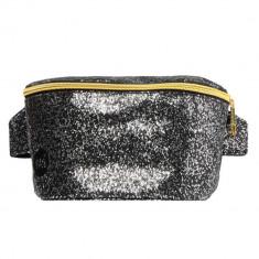 Borseta Mi-Pac Bum - Glitter Silver (Masura Universala) - Borseta Dama
