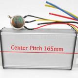 Controler DC PWM Comutator 4000W 10V 60V 70A