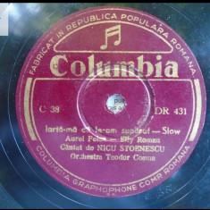 Nicu Stoenescu disc patefon gramofon v foto!, Alte tipuri suport muzica