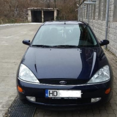 Ford focus, An Fabricatie: 2001, Benzina, 180000 km, 1598 cmc