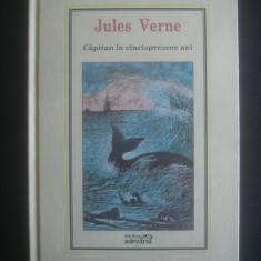 JULES VERNE - CAPITAN LA CINCISPREZECE ANI {colectia Adevarul, nr. 26} - Roman
