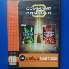 PC: Command & Conquer 3 Deluxe Edition - Jocuri PC Electronic Arts, Strategie, 16+, Multiplayer