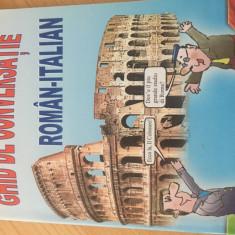 Ghid de convesatie roman-italian - Curs Limba Italiana Altele