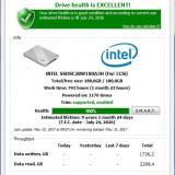Ssd intel 520 series 180 gb, SATA 3