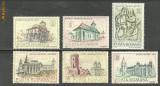 Romania 1968 -  MONUMENTE ISTORICE, serie nestampilata, VL9
