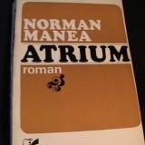 ARTIUM-NORMAN MANEA-340 PG-